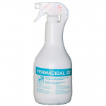 Fermacidal D2 surface disinfectant, spray bottle for cell biology